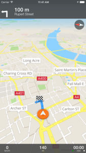 Cotonou Offline Map and Guide